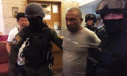 Baldia factory fire wanted frontman arrested in Bangkok