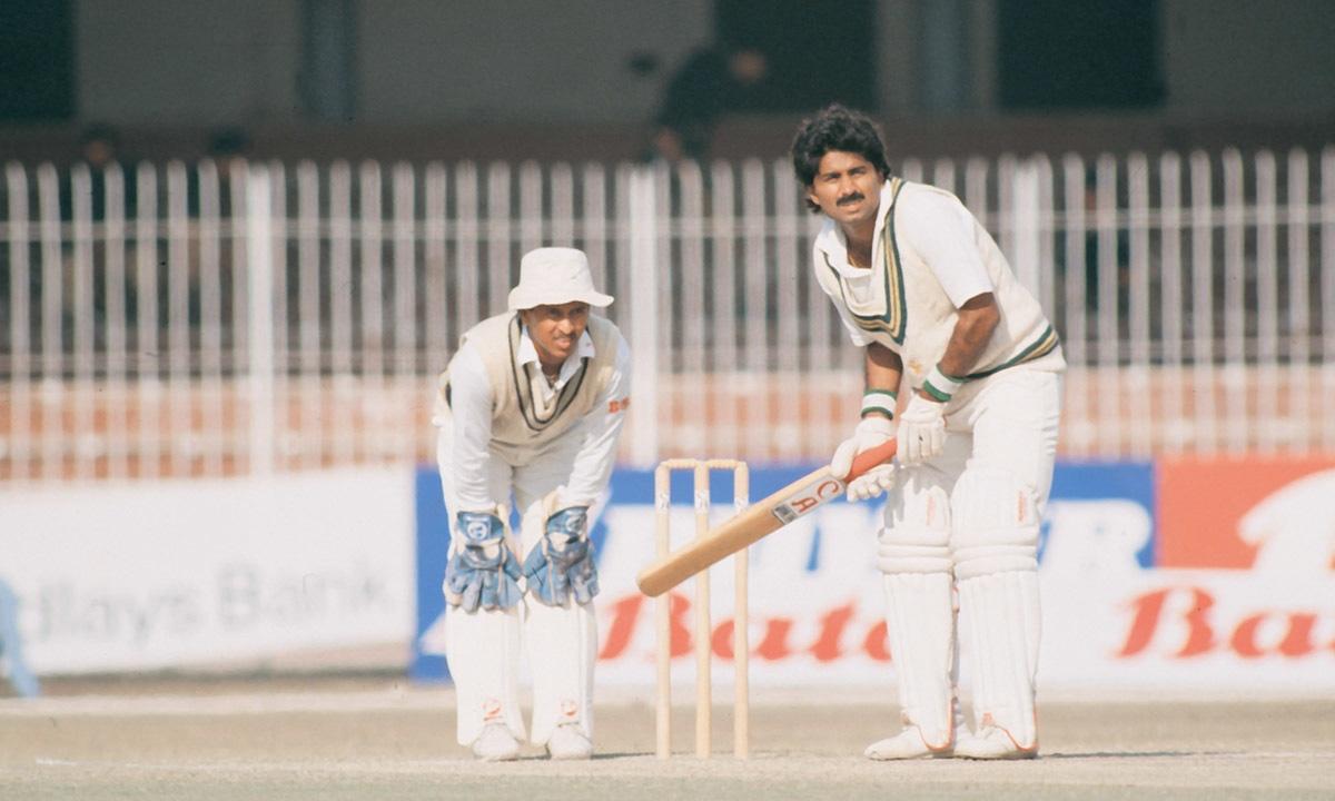 Javed Miandad | White Star