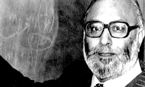 PM Nawaz orders QAU's physics centre to be renamed after Dr Abdus Salam