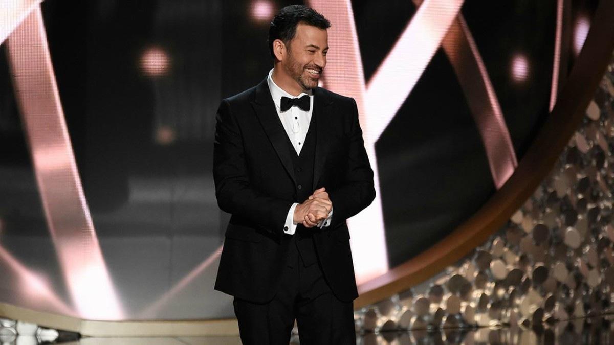 Jimmy Kimmel will host the 2017 Oscars