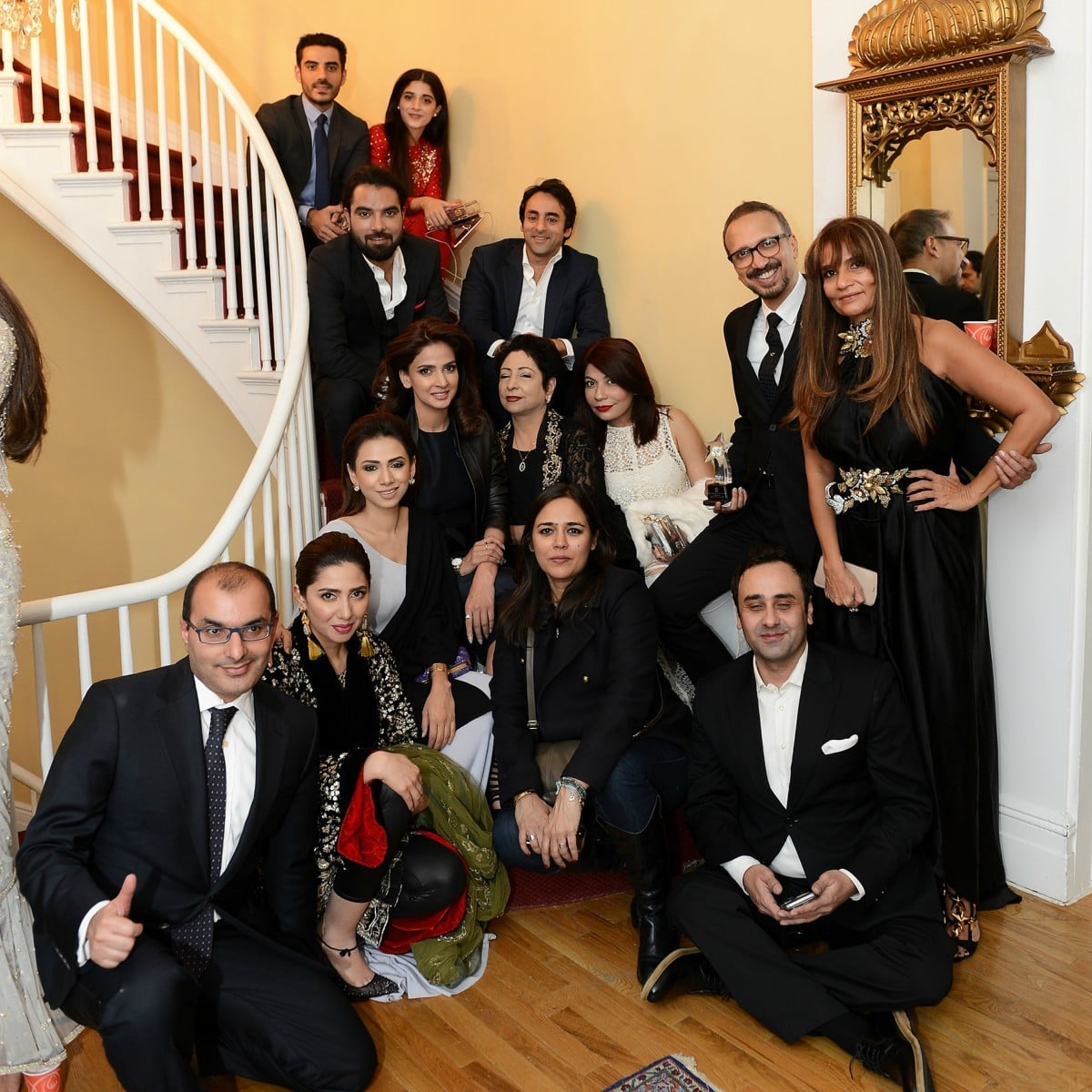 The stars hope to change misconceptions about Pakistan at the Pakistan Film Festival New York