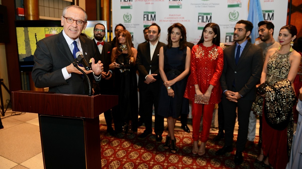 The Pakistan Film Festival in New York was met with a positive response