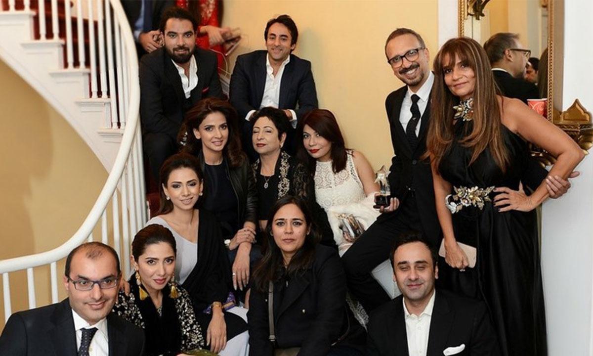 Pakistani cinema meets the Big Apple