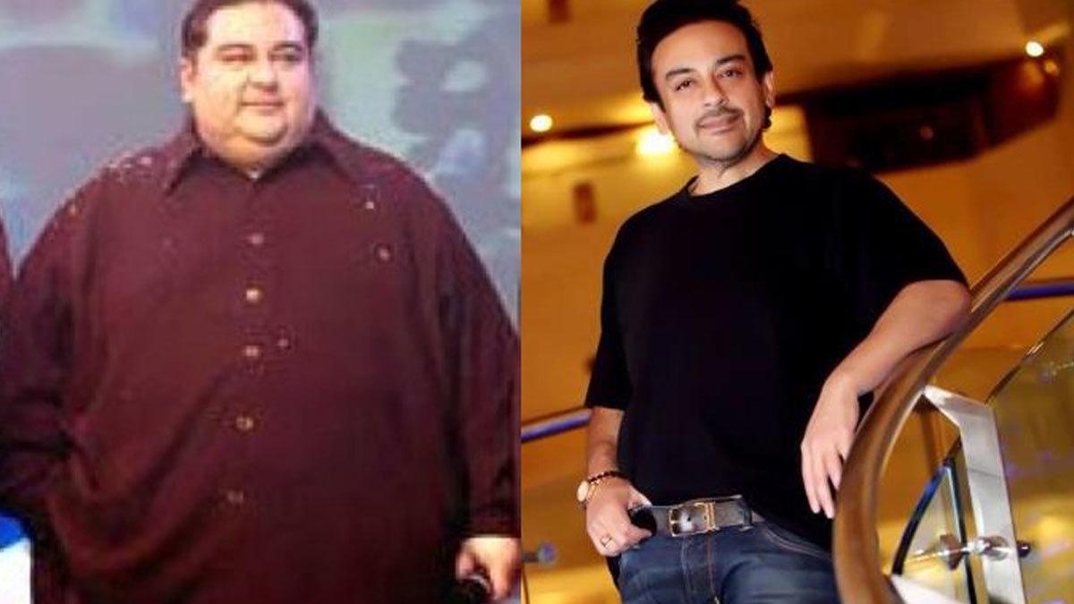Adnan Sami weighed 230kg. Photo: Osomebuzz.com