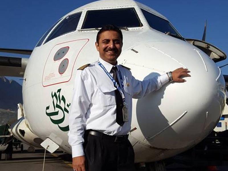 محمد صالح جنجوعہ — فوٹو : بشکریہ فیس بک اکاؤنٹ