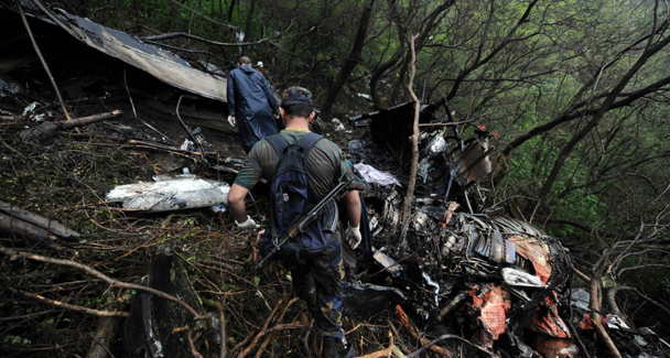 Third Islamabad-bound flight crashes in 6 years