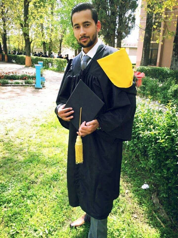 "Nouman Shafique is remembered by his friends as a ""very talented engineer"". He studied at COMSATS university."