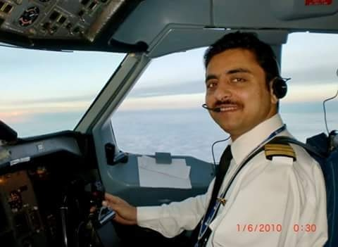 Captain Saleh Janjua was a family man. He wasn't the first in his family to serve in PIA.