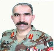 Inspector General Frontier Corps Balochistan