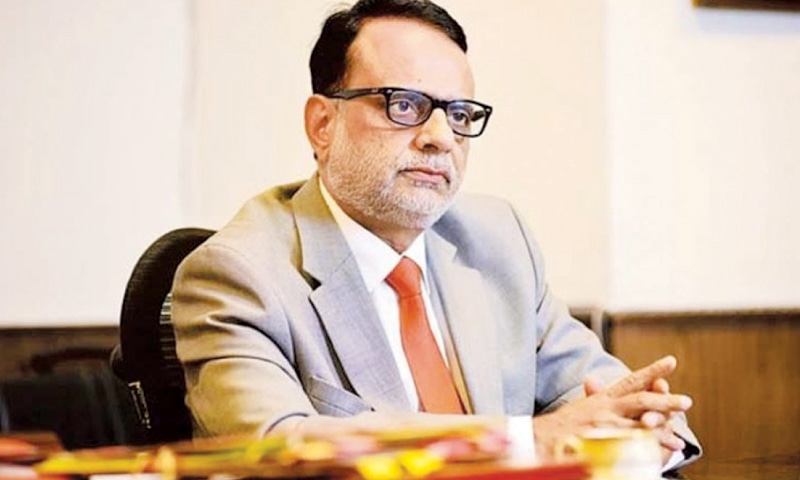 Hasmukh Adhia, a top finance ministry official.