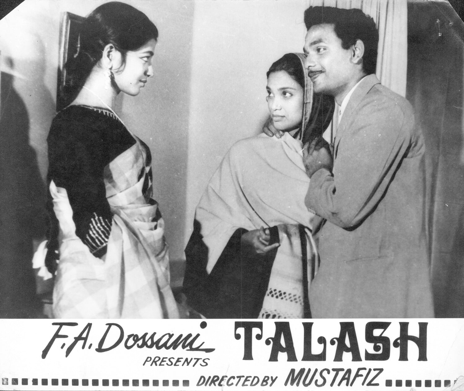 A publicity still from the movie Talash.