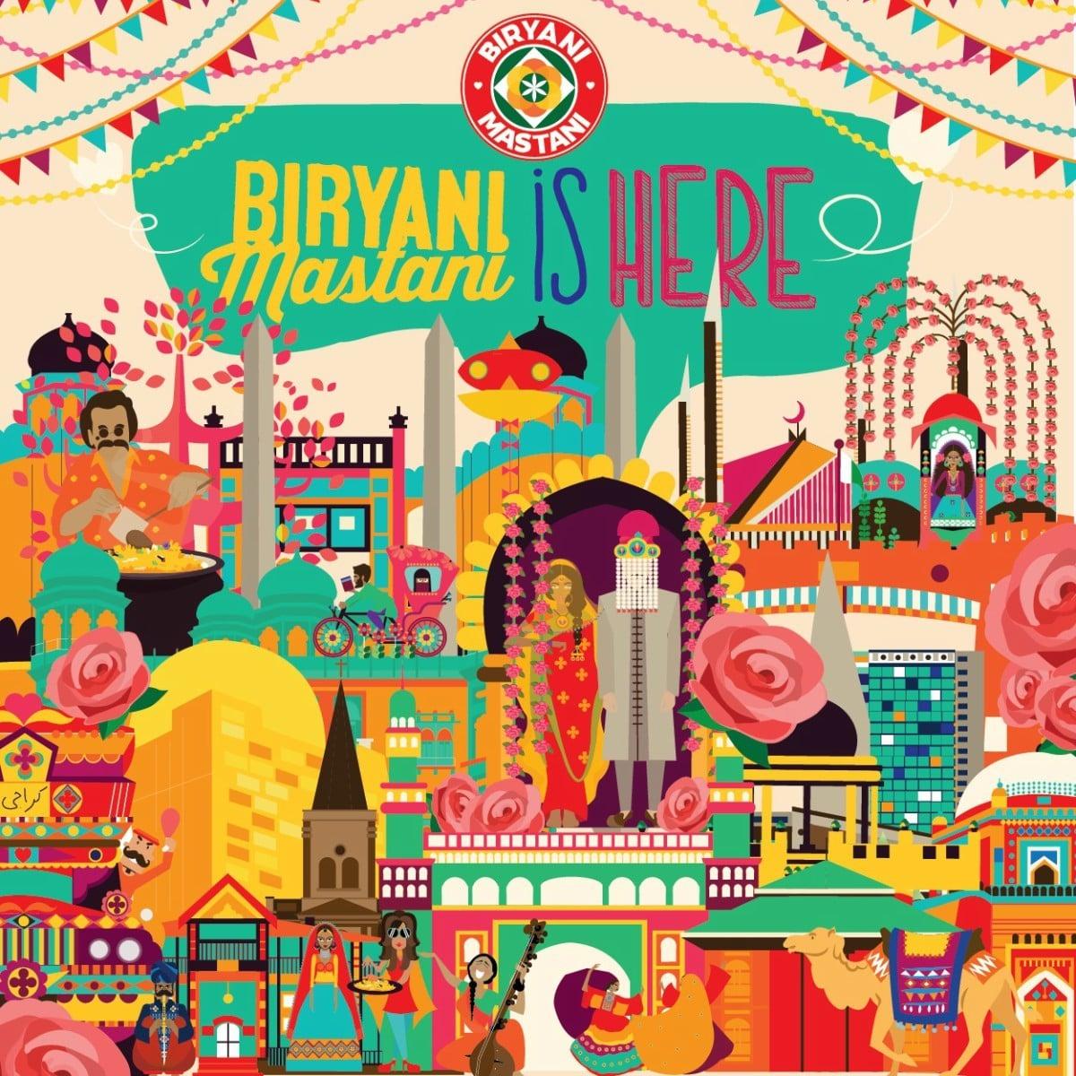 Enter Biryani Mastani!