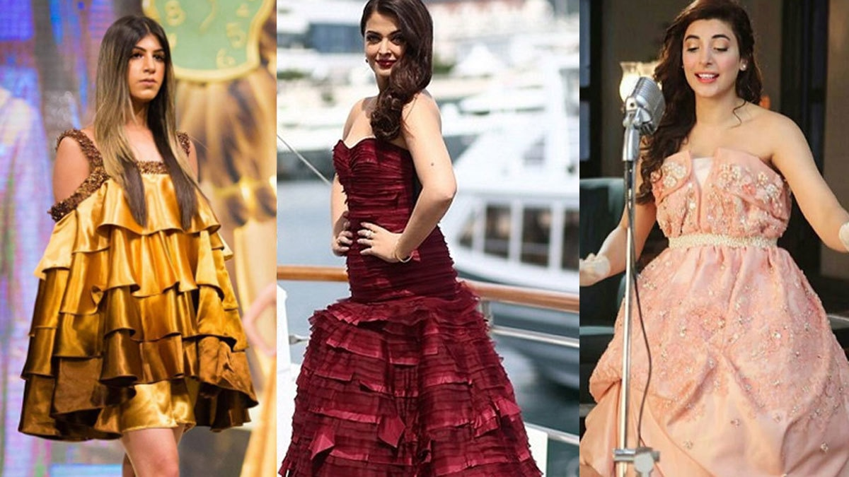 9 ruffles that betrayed the celebrities who wore them