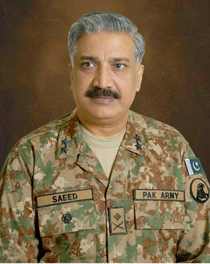 Major General Mohammad Saeed appointed DG Rangers Sindh