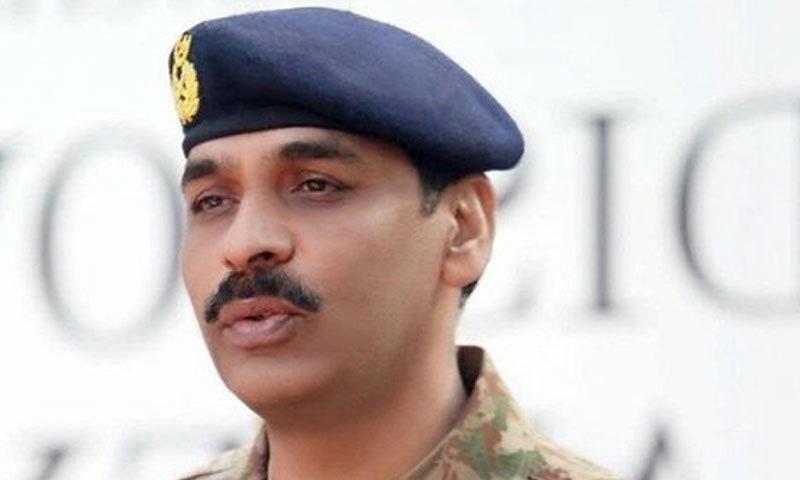 سابق ڈی جی آئی ایس پی آر مجیر جنرل آصف غفور — فائل فوٹو بشکریہ آئی ایس پی آر