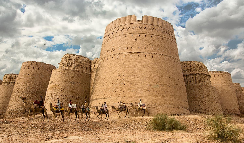 قلعہ دیراور، بہاولپور— فوٹوگرافر تحسین شاہ