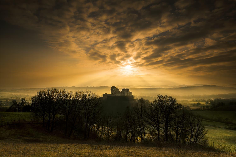 ٹوریکیارا محل، اٹلی —فوٹوگرافر لارا زارانیری