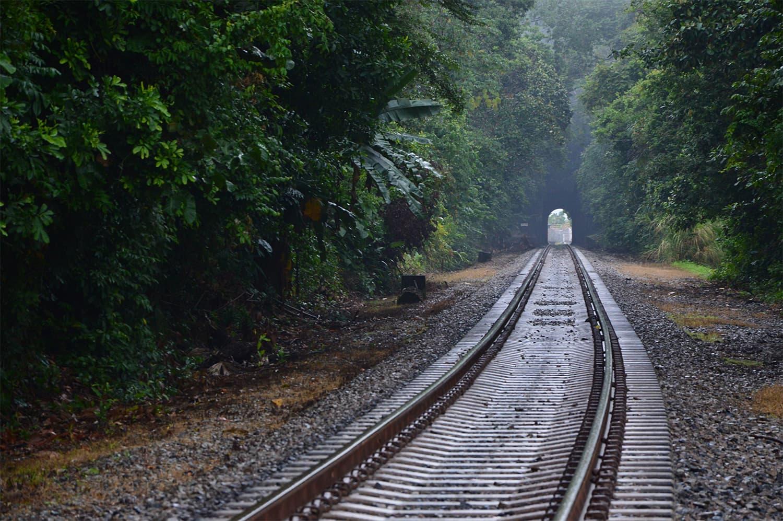 پاناما کنال ریلوے، پاناما —فوٹوگرافر ائوو کروساماگی