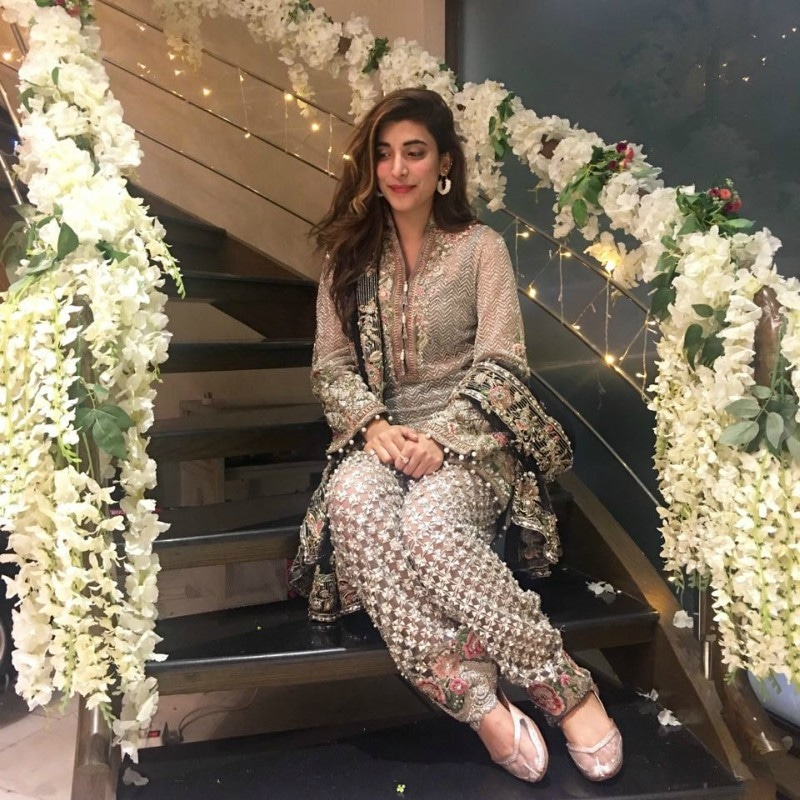 In Pictures Urwa Hocane And Farhan Saeed S Wedding