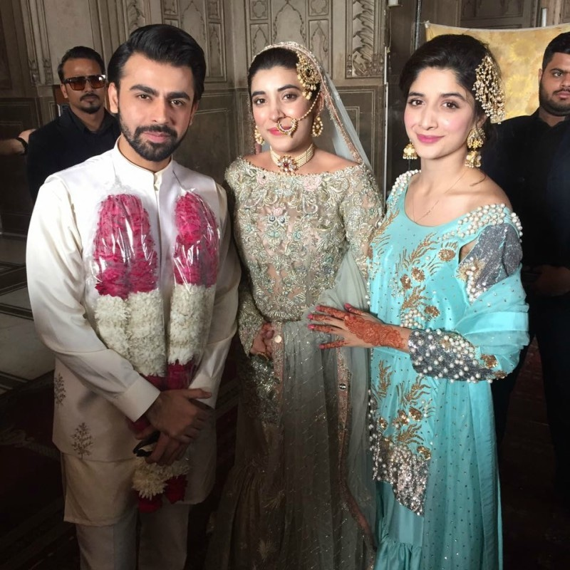 Simple Wedding Family Pictures: In Pictures: Urwa Hocane And Farhan Saeed's Wedding