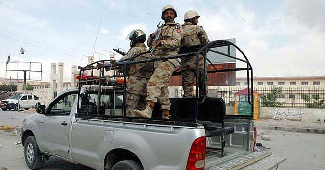 Suspected militants ambush convoy of govt officials in Balochistan's Awaran district