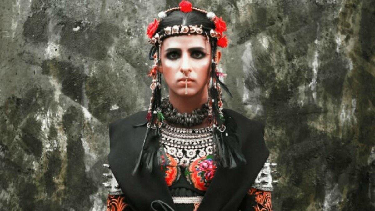 Activist Kami Sid made her modelling debut