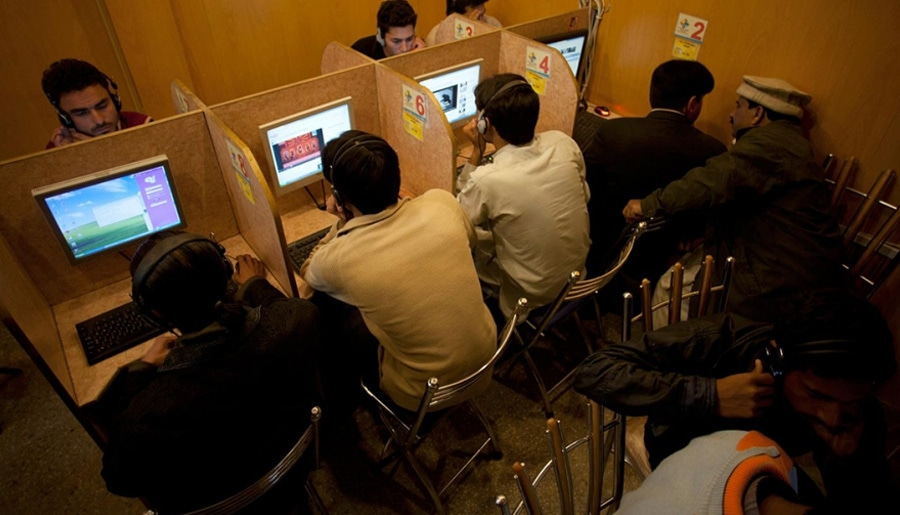 Pakistani internet bandwidth to increase by 24Tbps