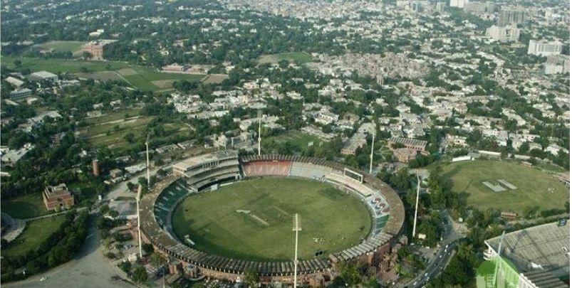 Aerial view of Punjab's capital city, Lahore. (Pic: J. Zakriyah).