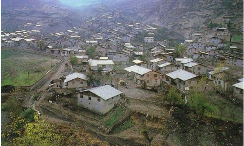The Balochistan city of Ziarat.