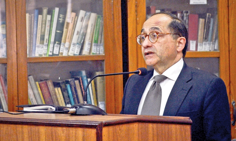 'CPEC is a game-changer for Pakistan'