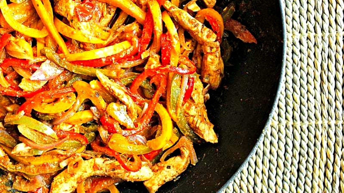 Who doesn't love some spicy Fajita every now and then?