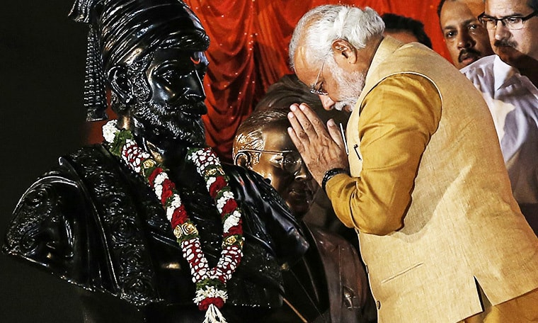 India begins building world's tallest statue for Rs55.6bn amid controversy