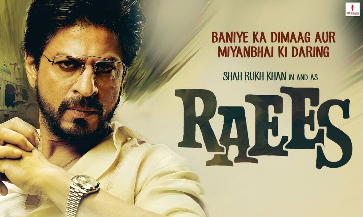 Poster for Raees
