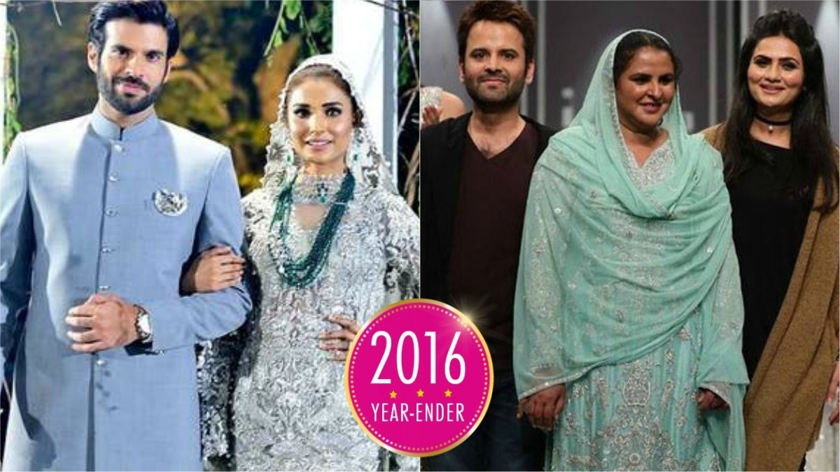 9 trends that defined Pakistan's fashion scene in 2016