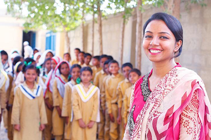 Rohaila Khan is the first TCF alumna to go on to serve as a principal.