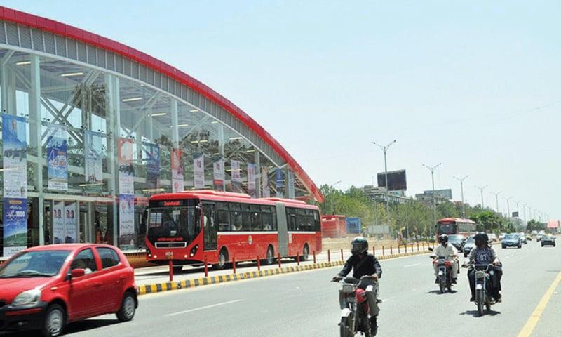 essay on rawalpindi mega metro bus project