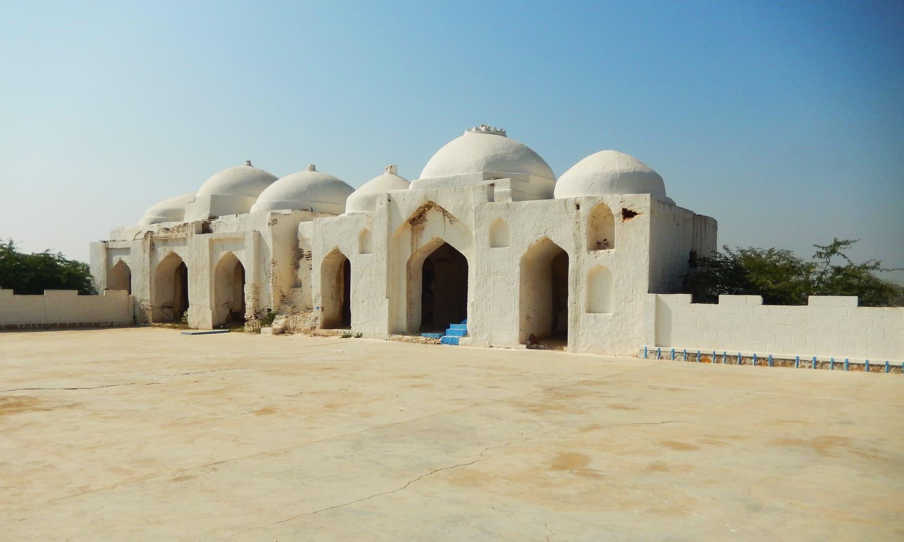 قدیم مسجد — تصویر ابوبکر شیخ