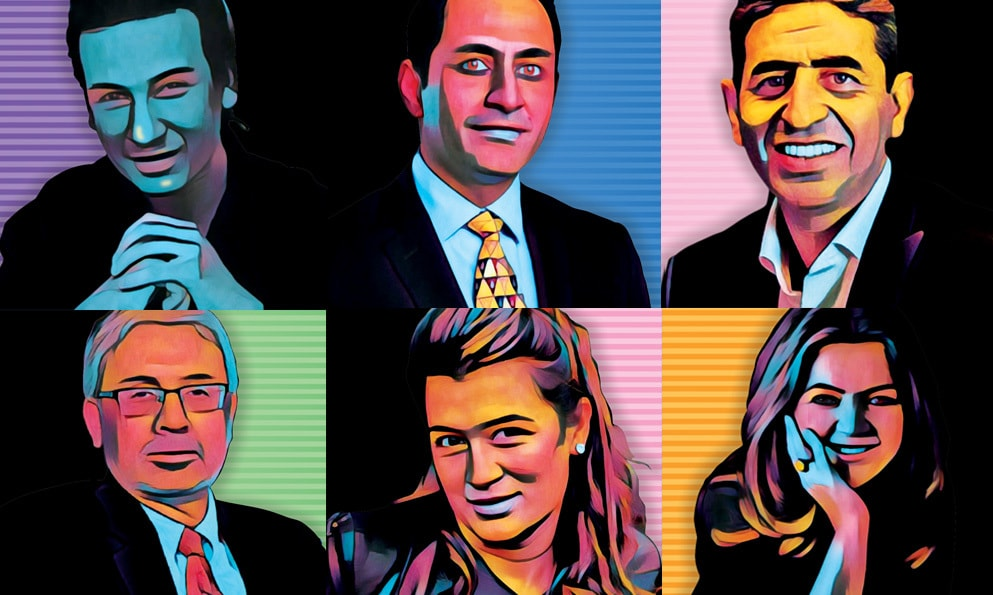 16 heads of agencies and corporations advise on the age of Millennials