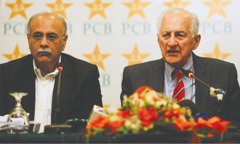 PCB to sue BCCI for not honouring MoUs on series
