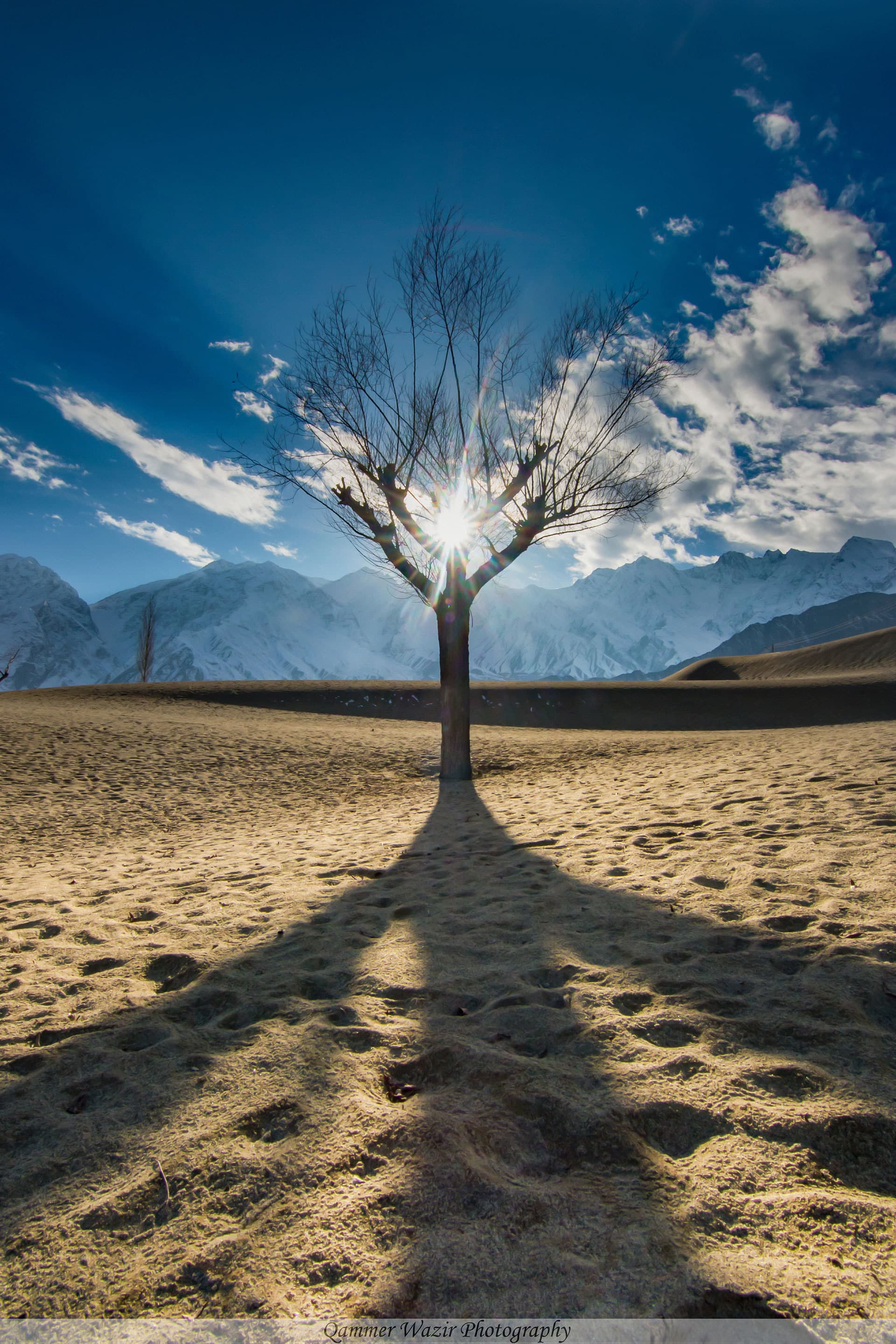 Cold Desert of Katpana Skardu