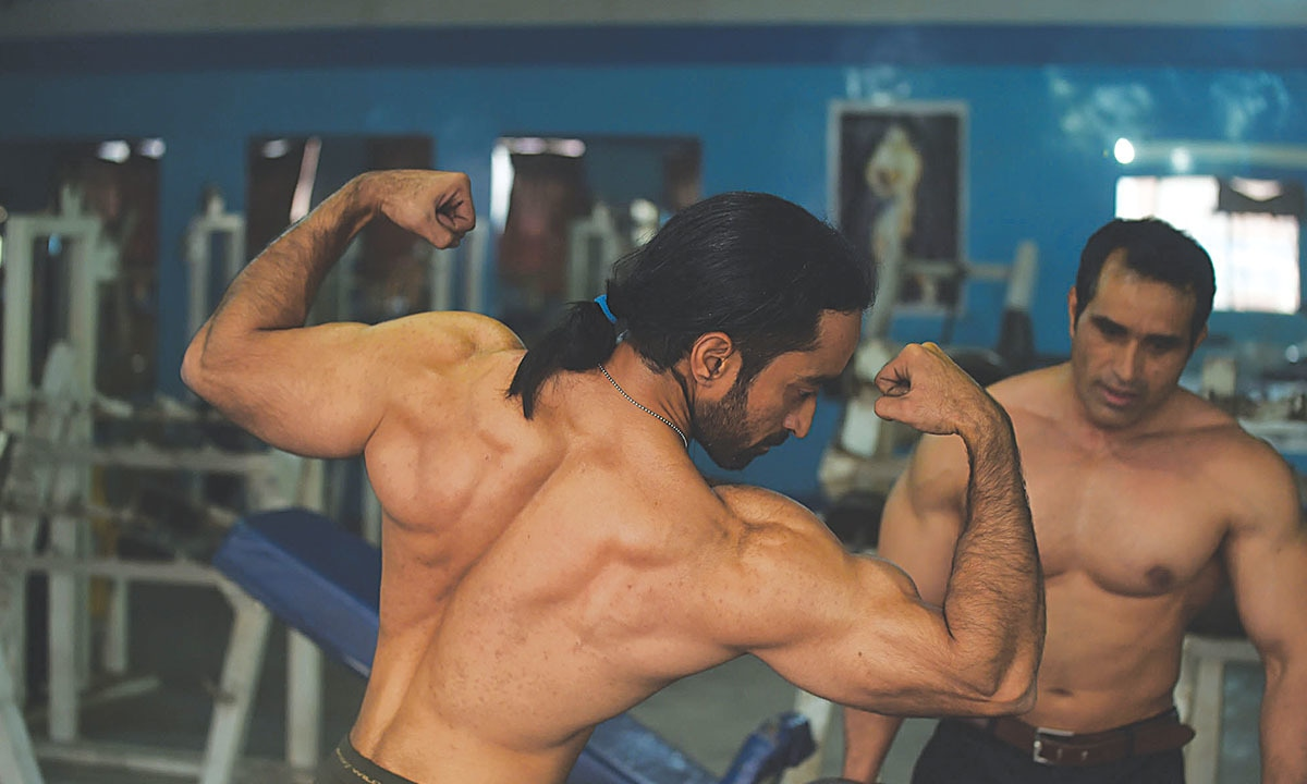 A body blow: The deadly practices among bodybuilders in Punjab - Herald