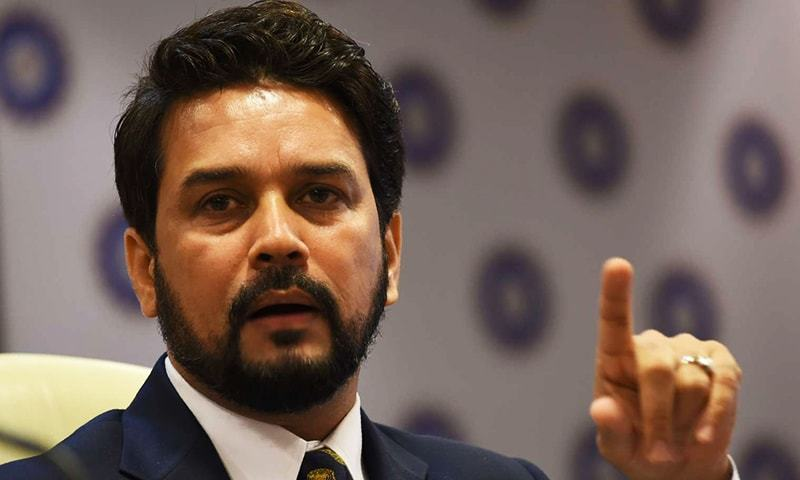 BCCI president Anurag Thakur removed from post by Indian Supreme Court