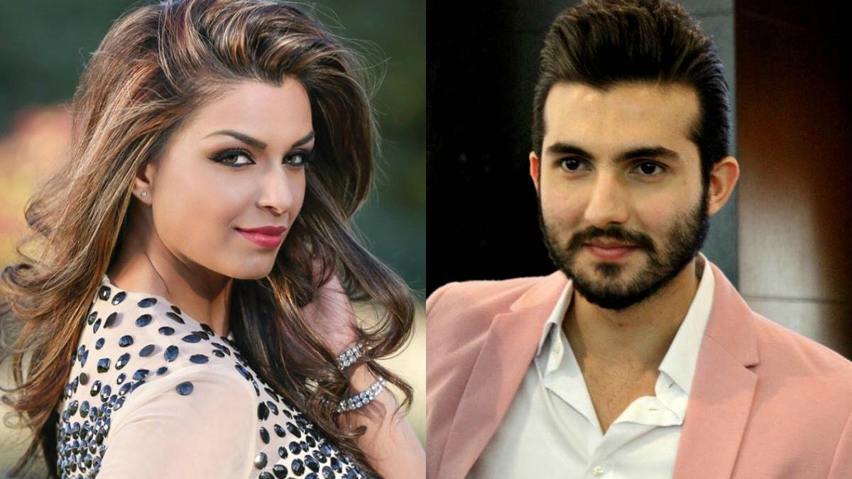Shahroz Sabzwari and Sarish Khan will lead Syed Noor's Chein Aey Na
