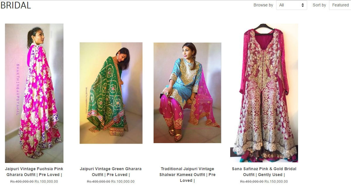 what s the best way to recycle used clothes in pakistan