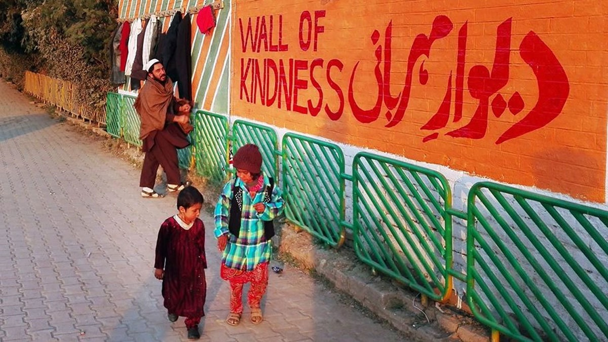 Photo: Wall of Kindness/Facebook