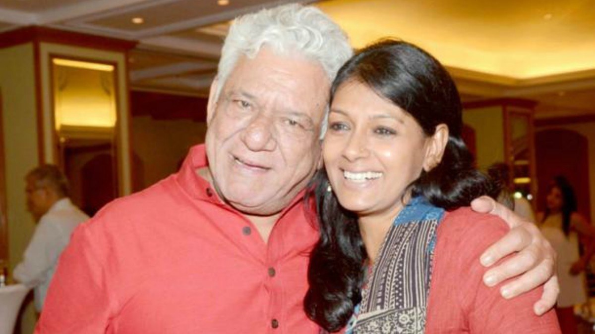 Nandita Das on Om Puri: 'Genuine, never putting on airs, always rooted in life'