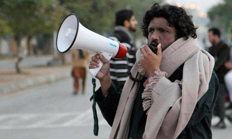 پروفیسر سلمان حیدر بنی گالا کے علاقے سے لاپتہ ہوئے—۔فوٹو/ بشکریہ فیس بک
