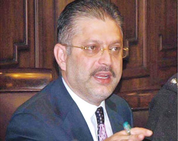 Non-bailable warrant reissued for Sharjeel Memon