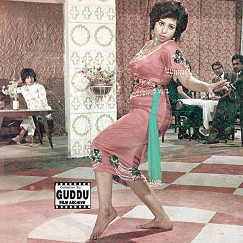 Dancer Niggo was the first choice of filmmakers for the classic 'mujra' girl.
