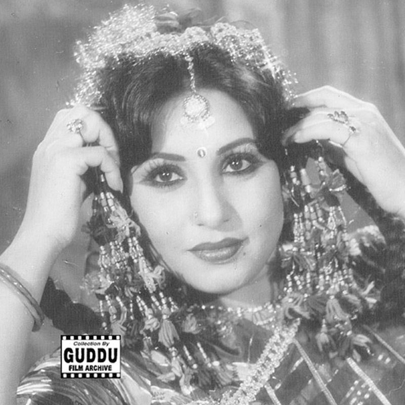 Shamshad started her film career as Yasmeen Khan from Karachi and as the female lead in the  first-ever hit Pashto film Yousuf Khan Sherbano in 1970.